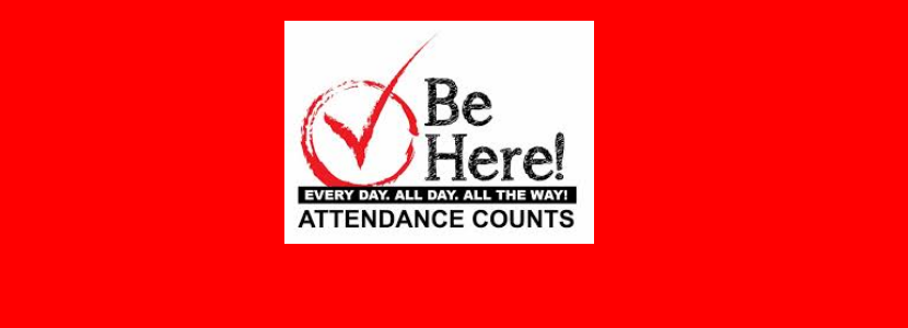 Attendance Matters...every school day counts!!