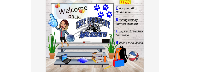 Welcome back, Wildcats!--  from Principal, Mrs. Elza