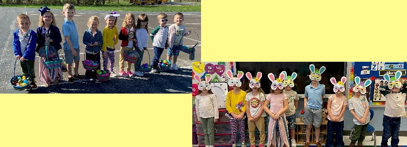 Easter Fun in Mrs. Shepherd's Morning Preschool Class!!