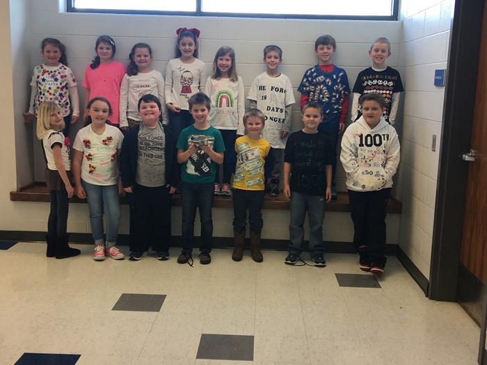 Ms. Greer's 2nd graders