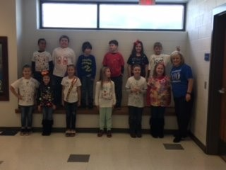 Mrs. Adams's 2nd graders