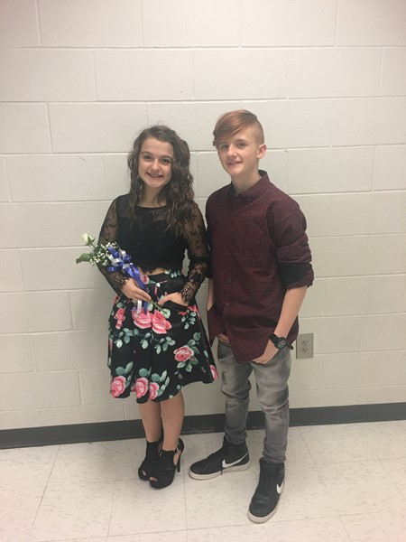 EB Middle School Homecoming 2018