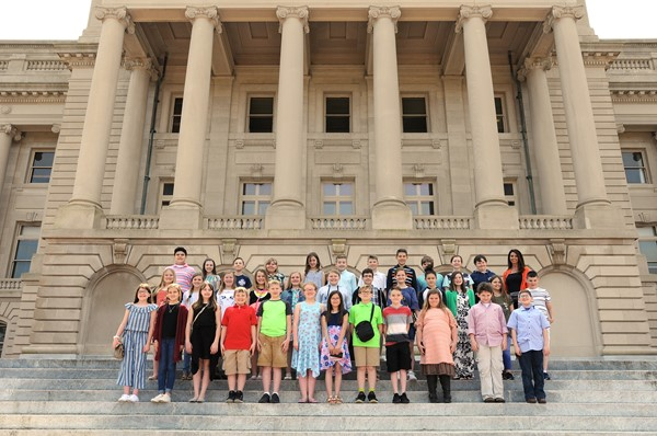 5th Grade trip to Frankfort 2019