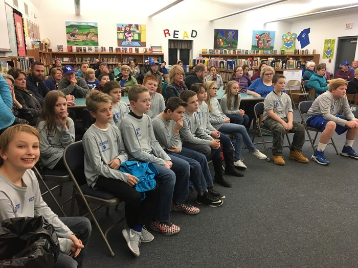 Elementary Academic Team Meet