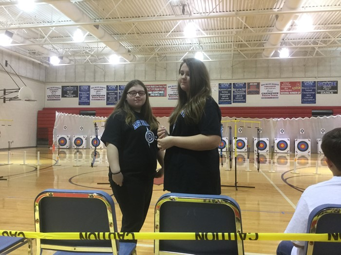 Archery tournament Saturday December 10th at South Laurel Middle School.