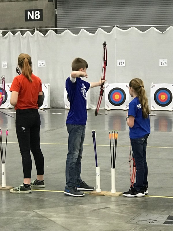 State Archery Tournament 2018