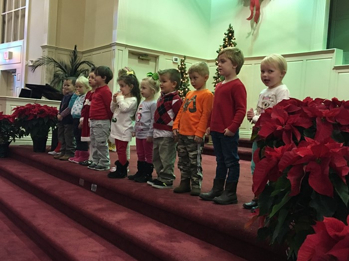 2016 Christmas Sing-a-long