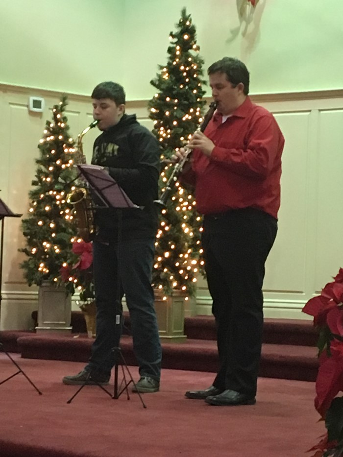 Christmas Sing-a-long 2016