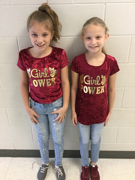 Grab a Friend and Dress like Twins!