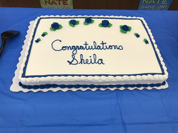 Sheila Allen's Retirement Celebration
