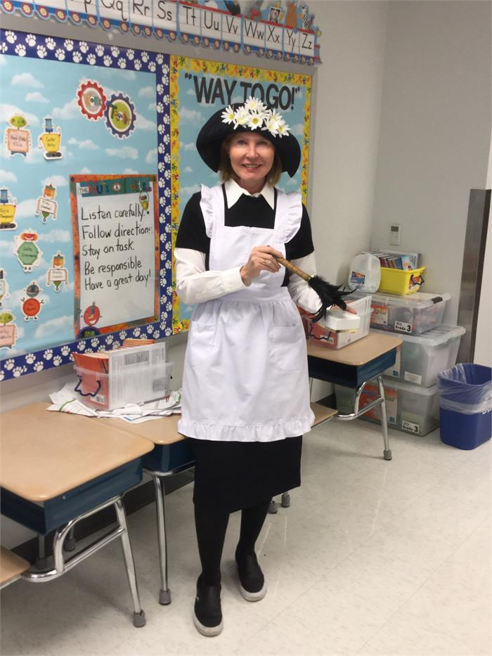 Ms. Greer is Amelia Bedelia!!
