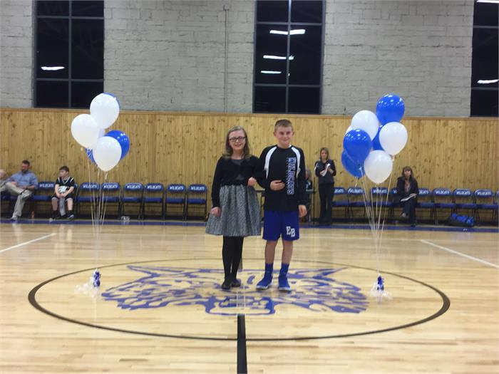 East Bernstadt Elementary Homecoming 2015-2016
