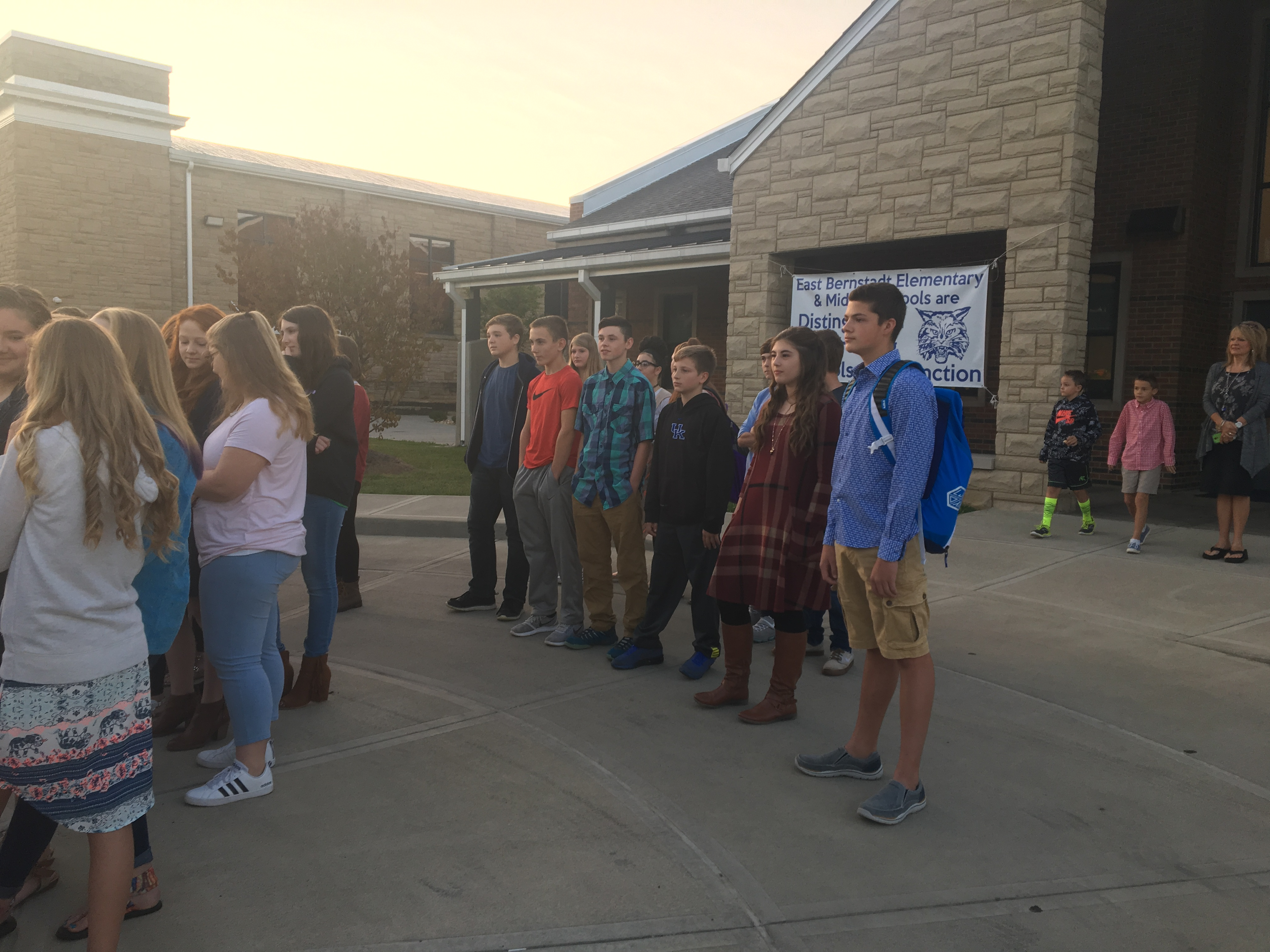 Prayer at the Pole