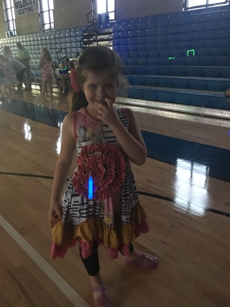 EBS Dance Team hosted a Back to School dance on August 25, 2017.