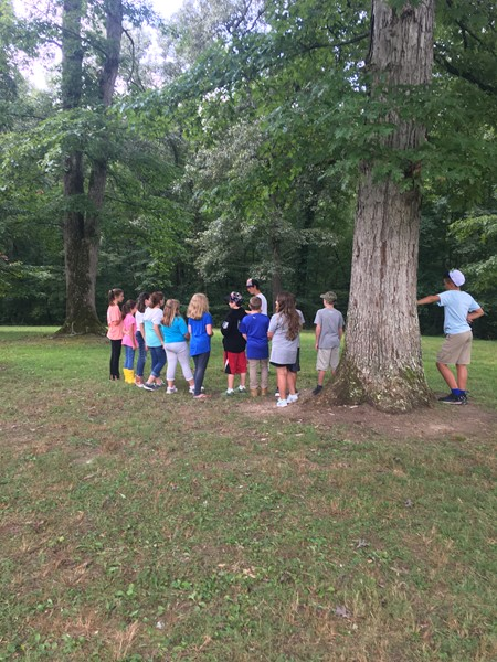 4th & 5th Grade to Feltner 4-H Camp- 2018